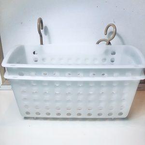 Set of 2 Shower Caddy / Closet Organizer